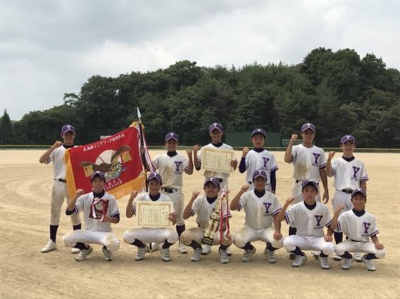 第15回広島南リトルシニアリーグ会長旗争奪野球大会 2017.07.22